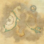 Arkthzand Cavern Map