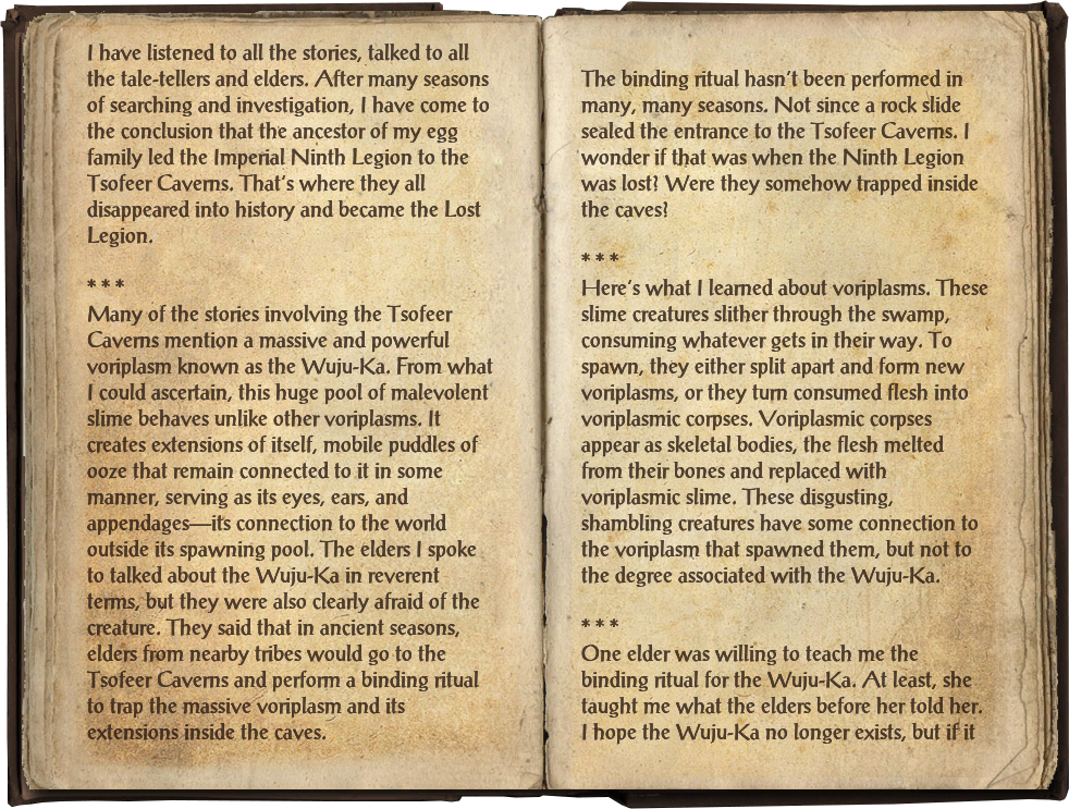 Dradeiva's Journal