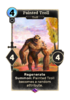 Painted Troll Card