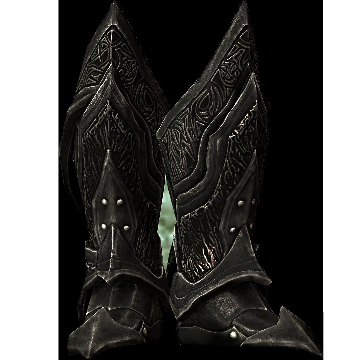 Даэдрические сапоги (Skyrim)