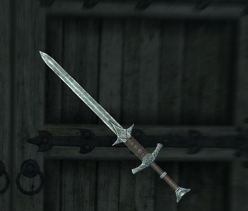 Отнести меч Провентусу Авениччи