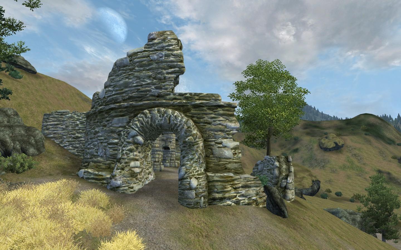 Форт Странд (Oblivion)