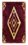 The Empire of Cyrodiil card back