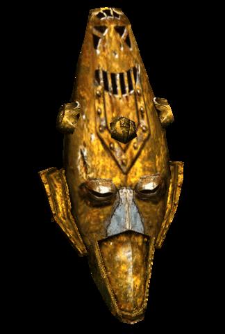 Двемерский шлем (Morrowind)
