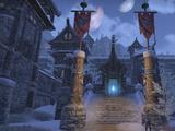Дорожное святилище северных ворот Морровинда