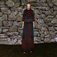 Простая мантия 7 (Morrowind) жен