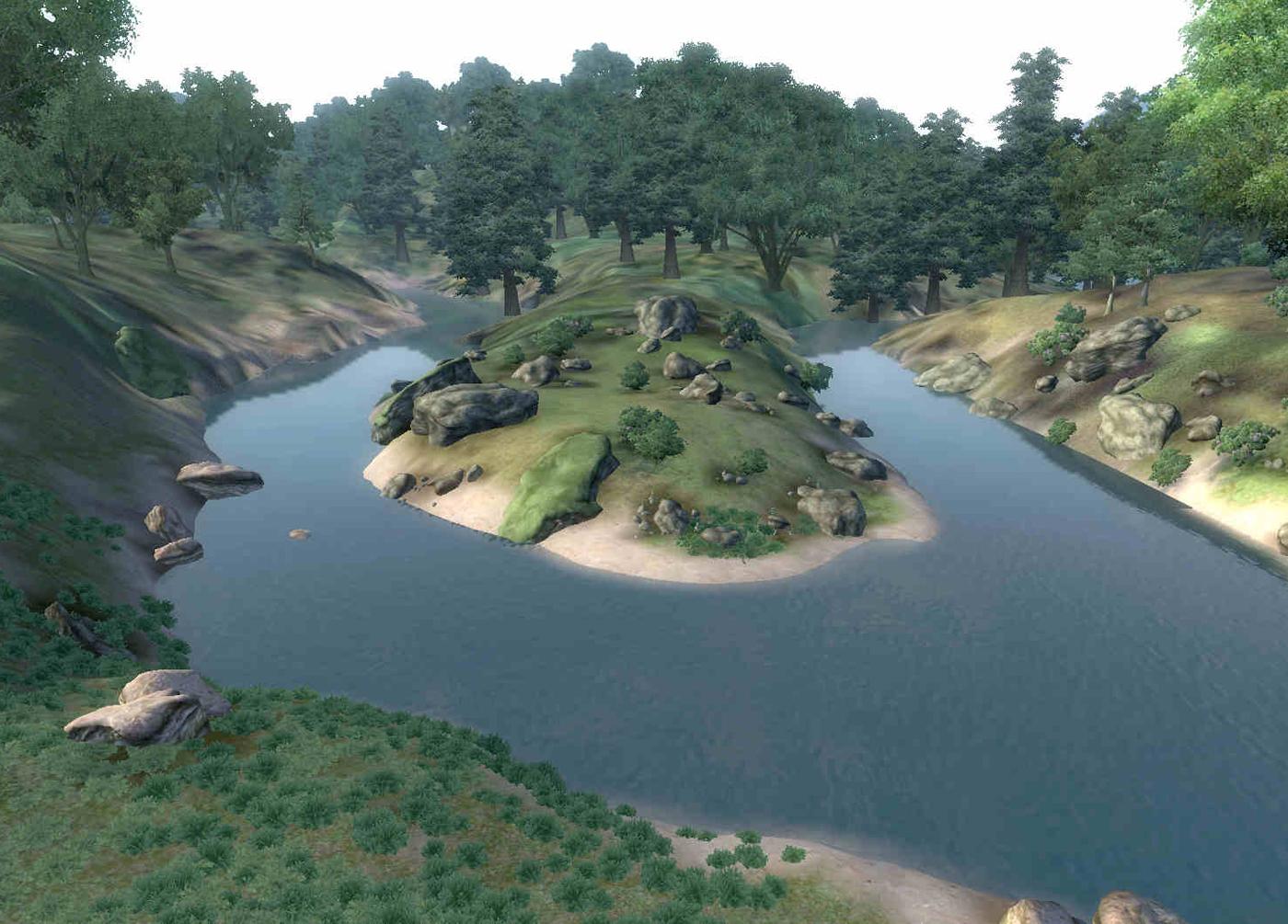 Река Пантера