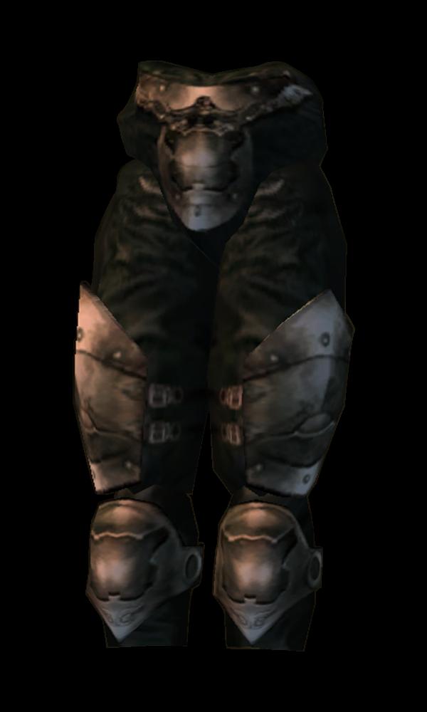Adamantium Greaves (Morrowind)