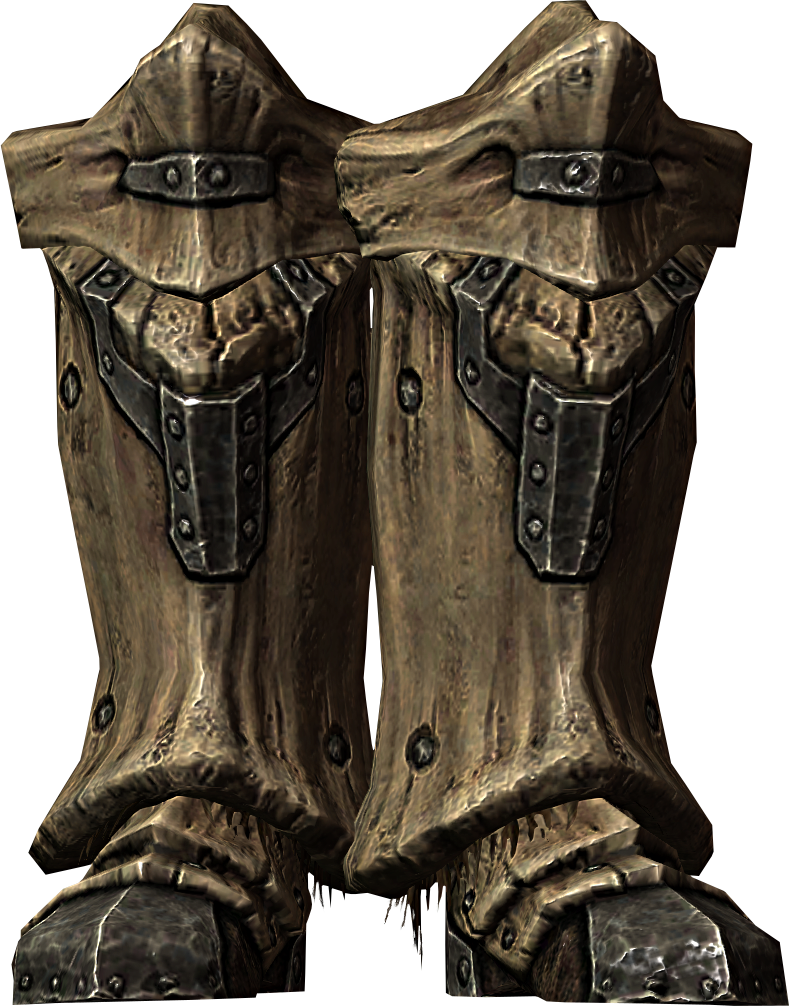 Dragonplate Boots (Skyrim)