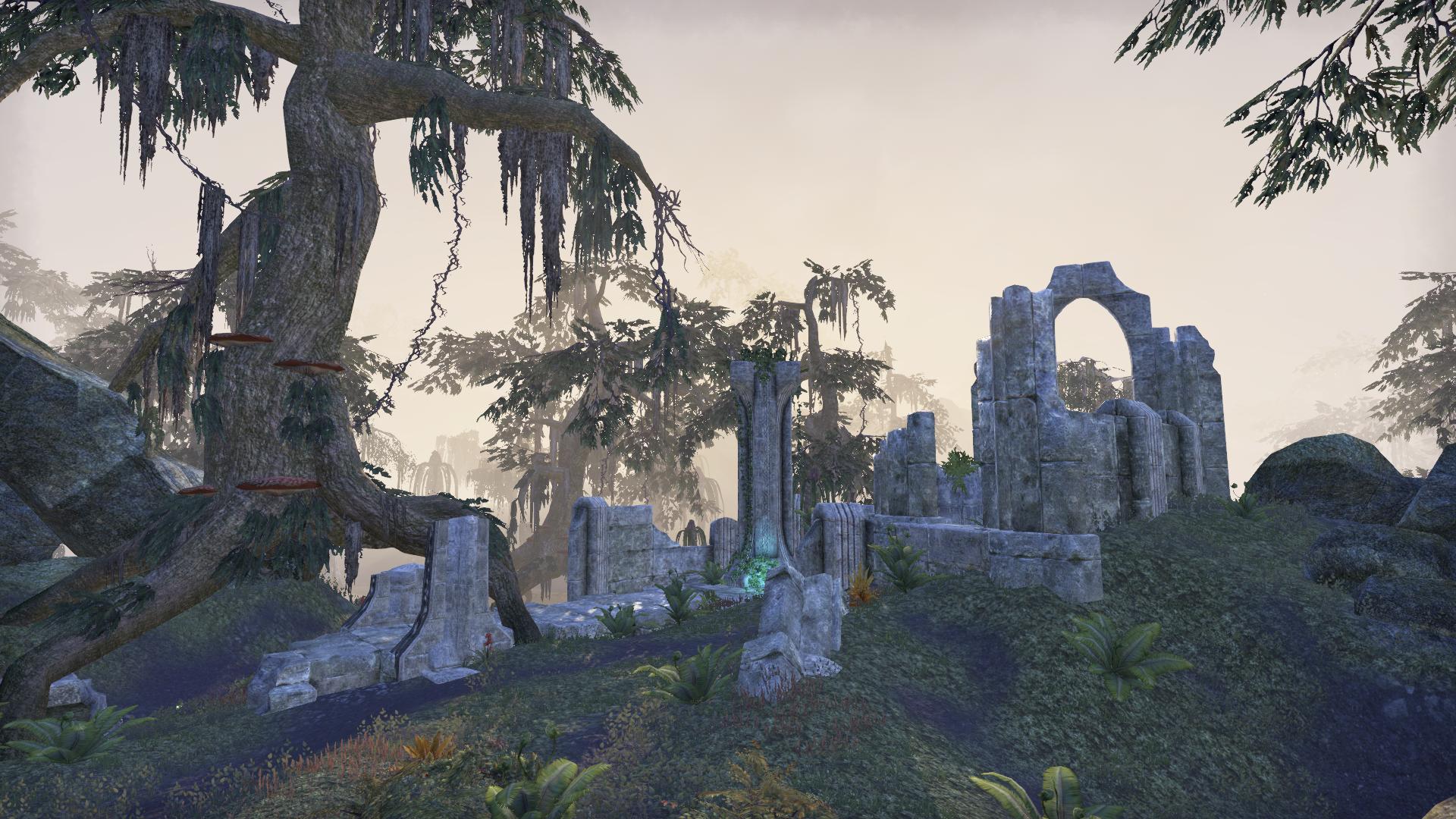 Gandranen Ruins