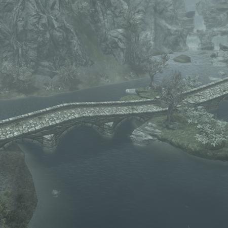 Karth River - South Bridge (Skyrim).png