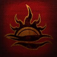 Mehrunes Dagon's emblem (Online)