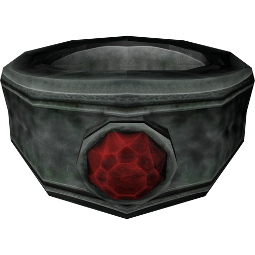 Silver Ruby Ring (Skyrim)