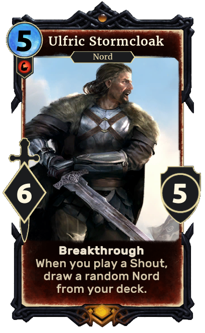 Ulfric Stormcloak (Legends)