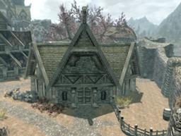 Casa del Clan Manto Grigio