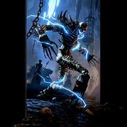 Bone Colossus card art