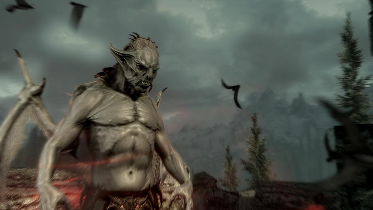 Vampirismo (Skyrim)
