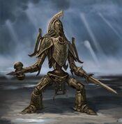 Dwarven Centurion 2