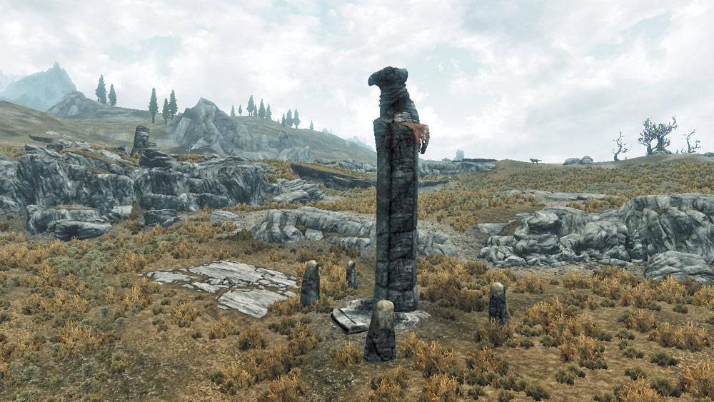 Landmarks (Skyrim)