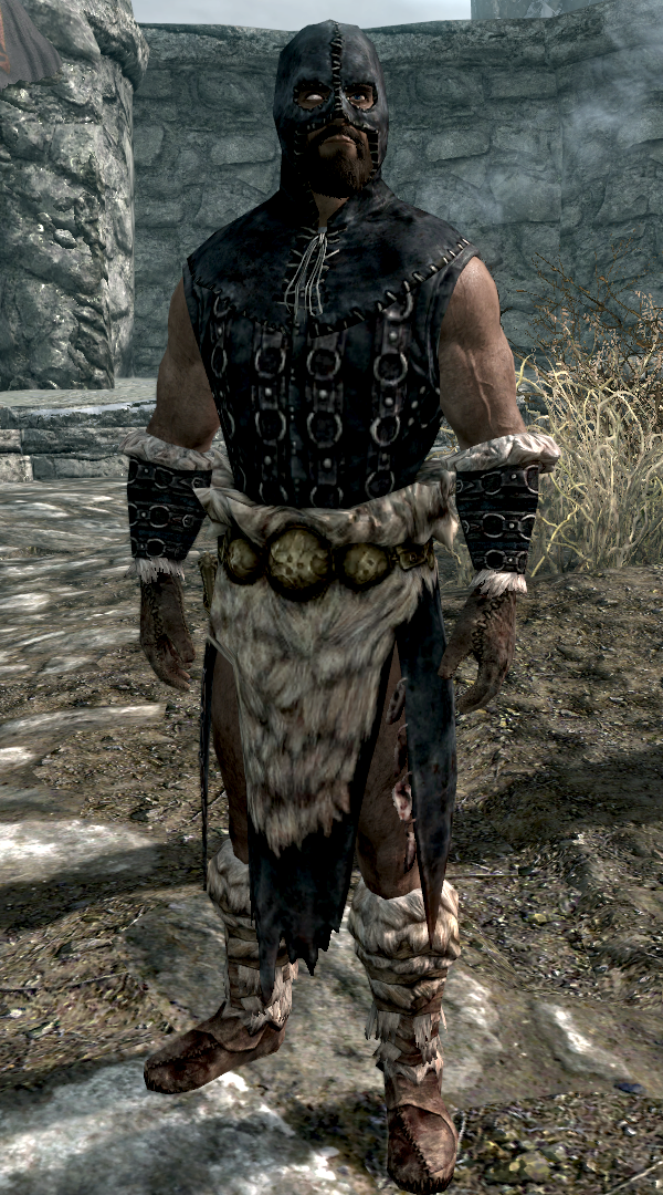 Imperial Headsman