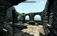 Proudspire Manor - patio