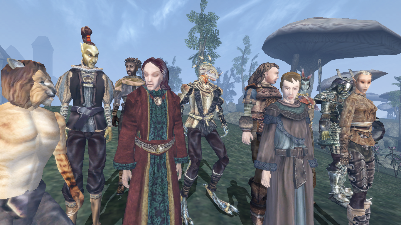 Races (Morrowind)