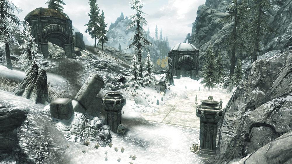 Ruins of Rkund