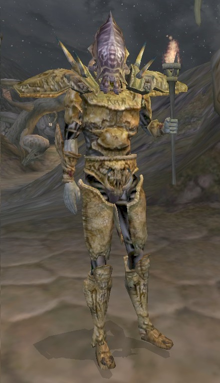 Telvanni Guard (Morrowind)