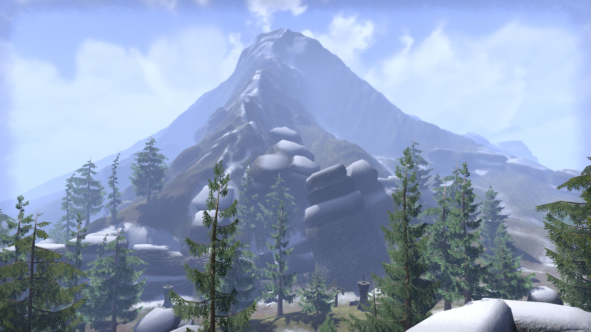White Fall Mountain
