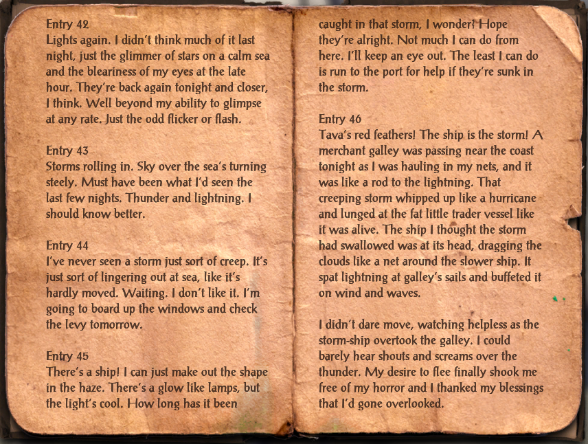 Balith's Journal