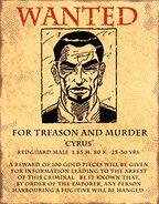 Cyrus Wanted