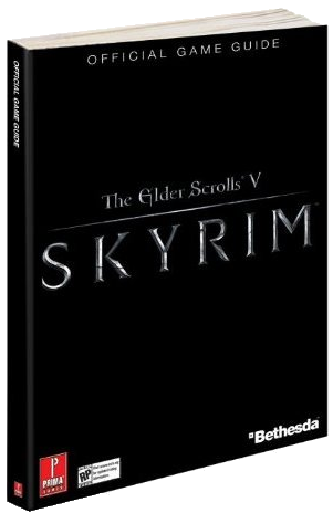 Skyrim Official Game Guide