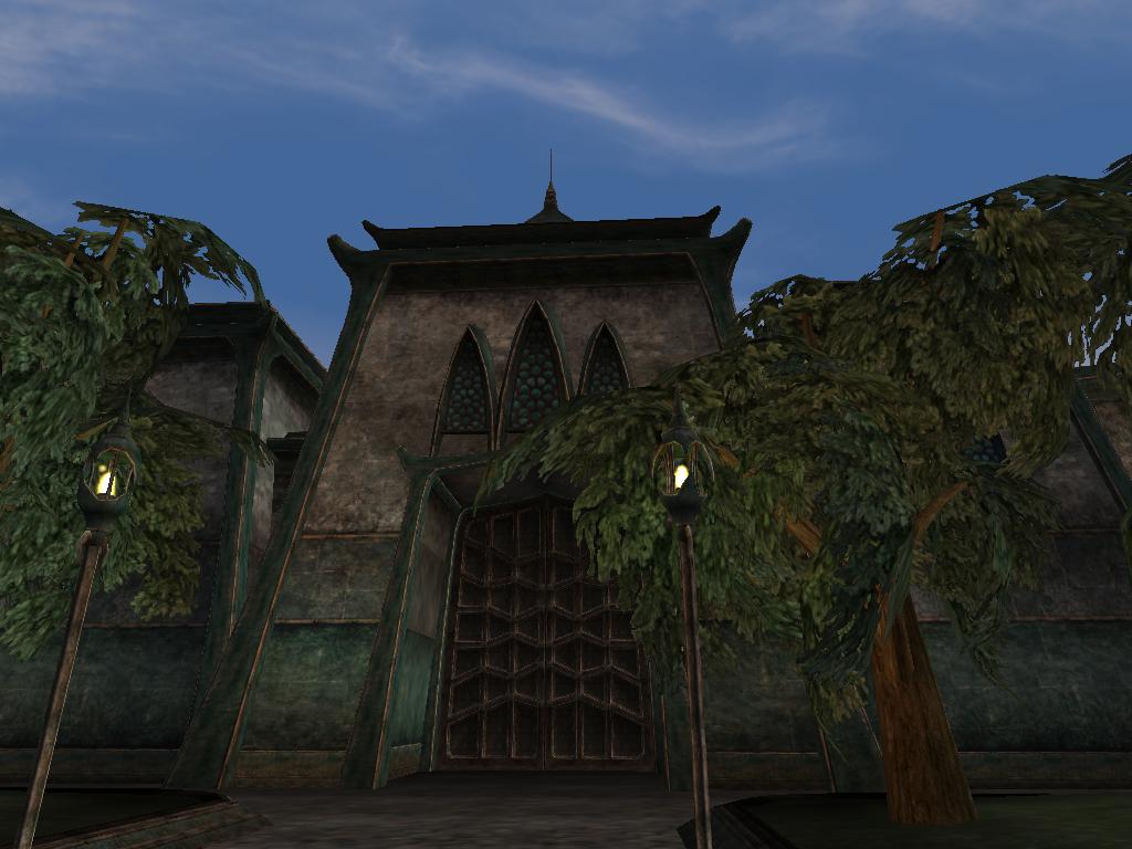 Королевский дворец (Tribunal)