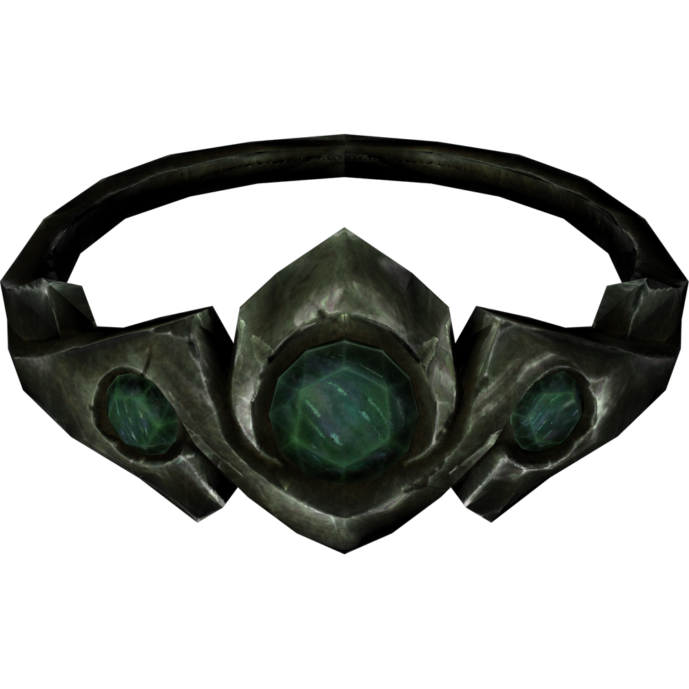 Jade and Emerald Circlet