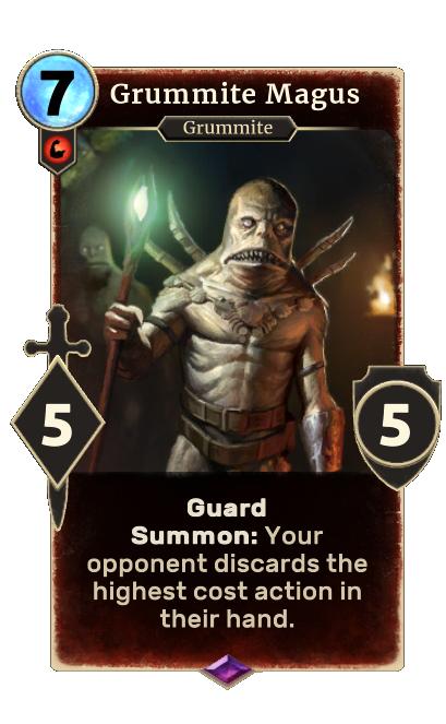 Grummite Magus (Legends)