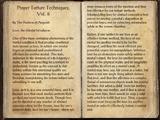 Proper Torture Techniques, Vol. 8