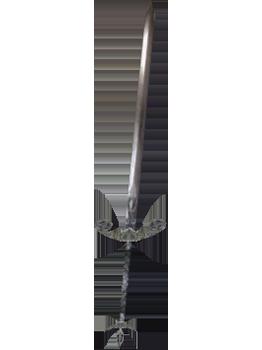 Серебряная клеймора (Morrowind)