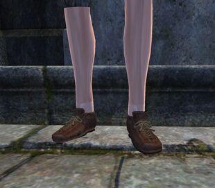 Туфли из коровьей кожи