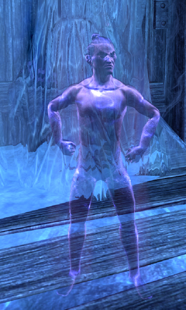 The Frozen Man (Character)