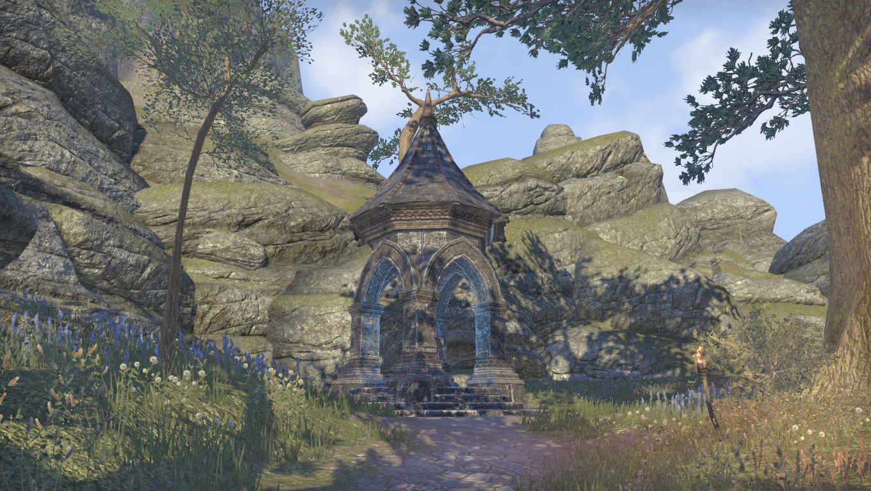 Дорожное святилище замка Алькаира