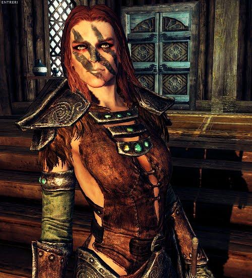 Aela la cazadora