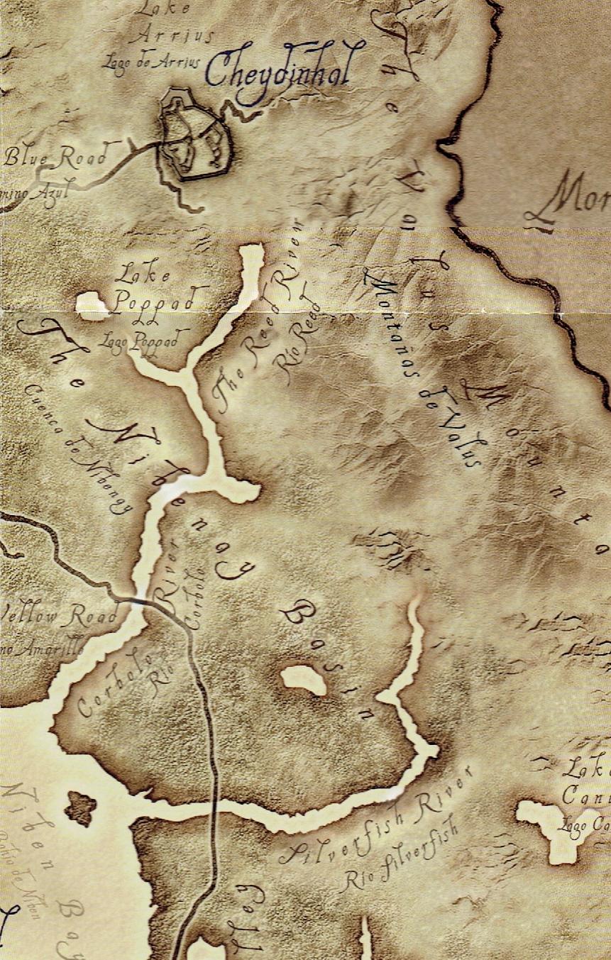Cuenca de Nibenay