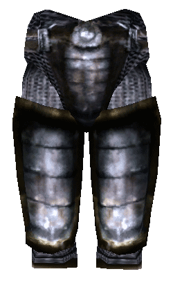 Imperial Chain Greaves