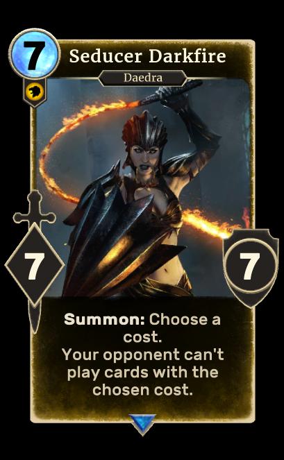 Seducer Darkfire (Legends)