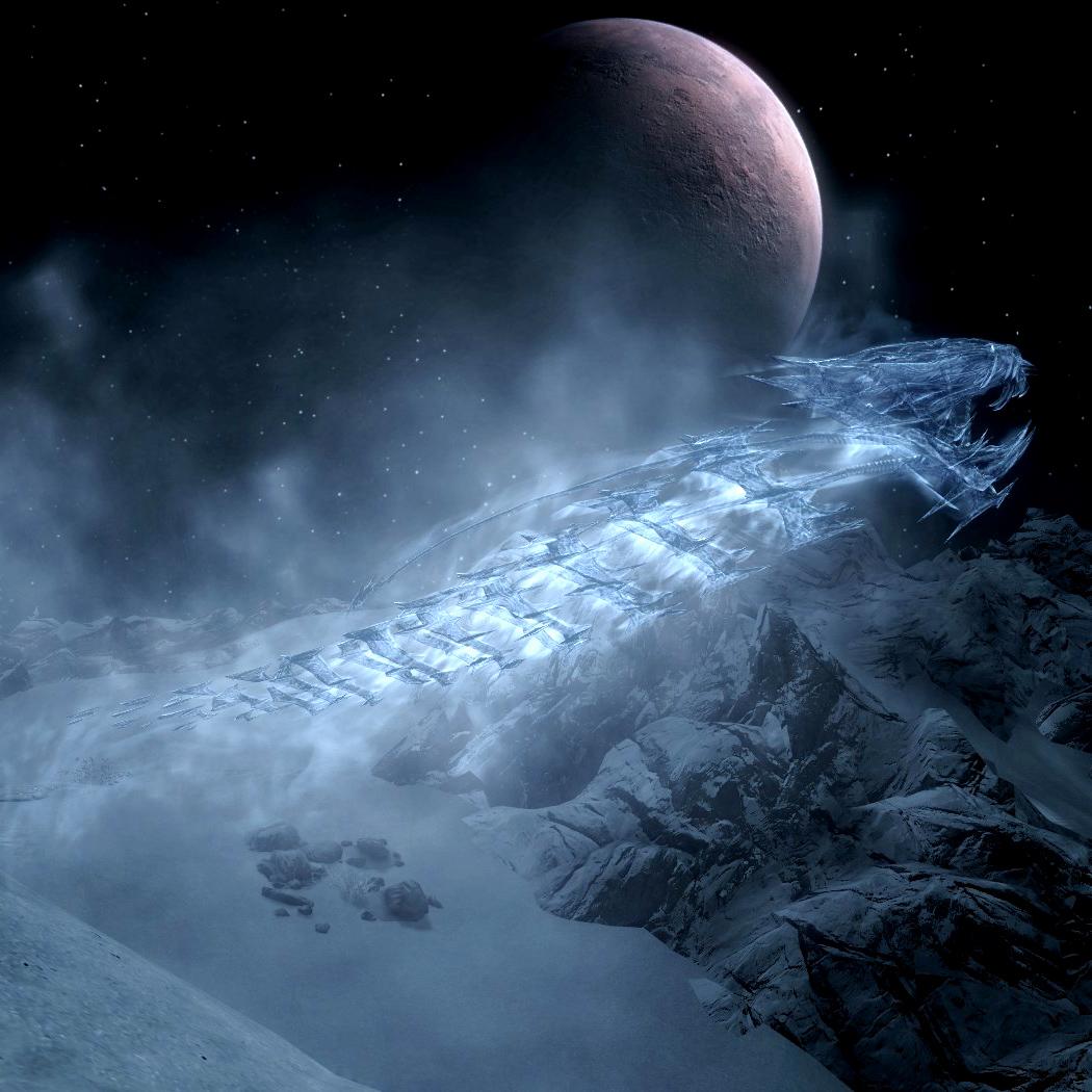 Spettro del ghiaccio (Skyrim)