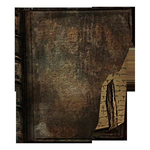 Испорченная книга