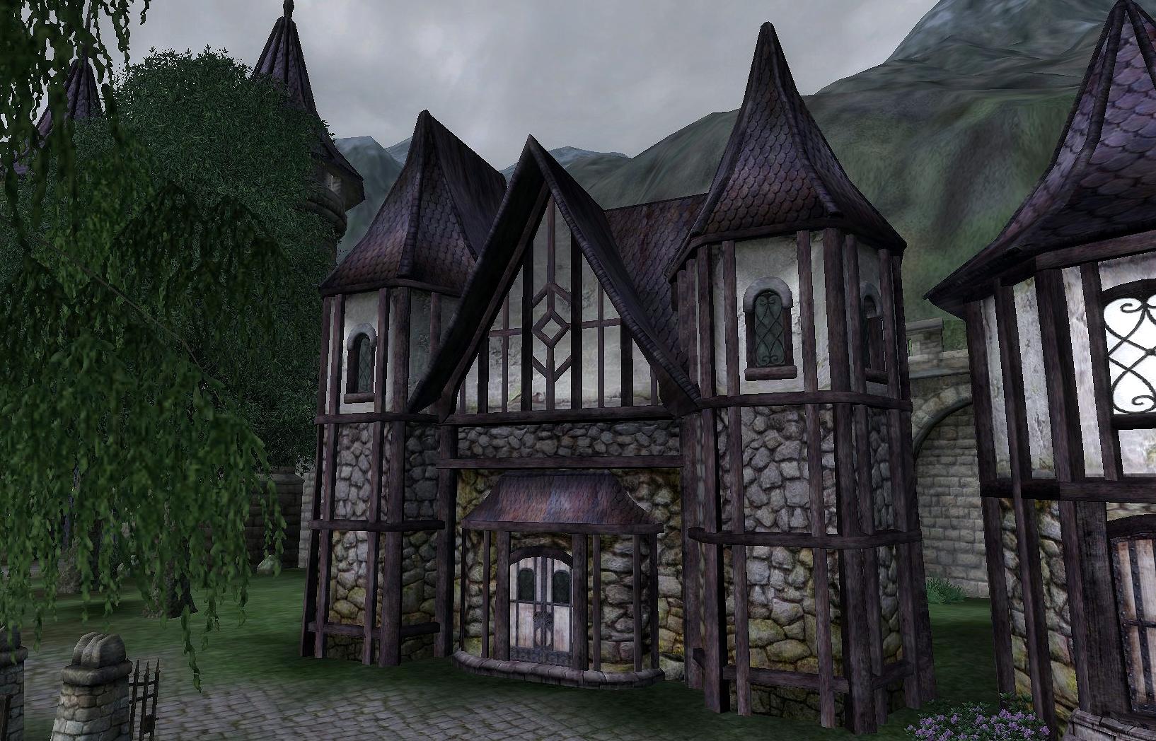 Bazur Gro-Gharz's House