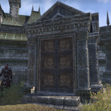 Cathedral of Akatosh Catacomb Entrance.png