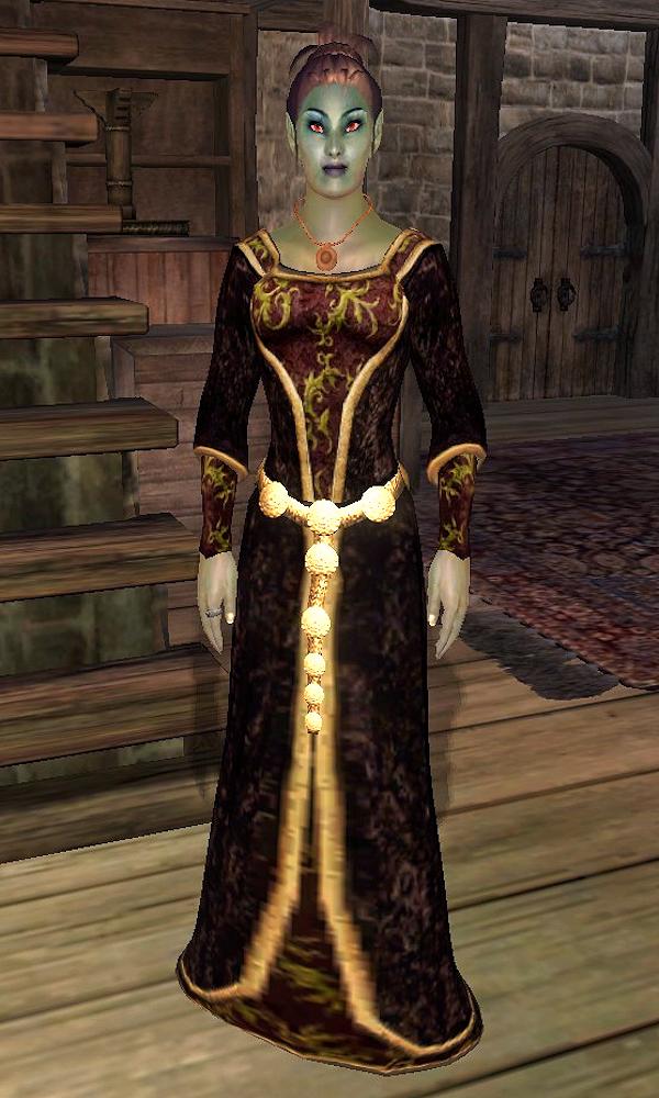 Lady Drad