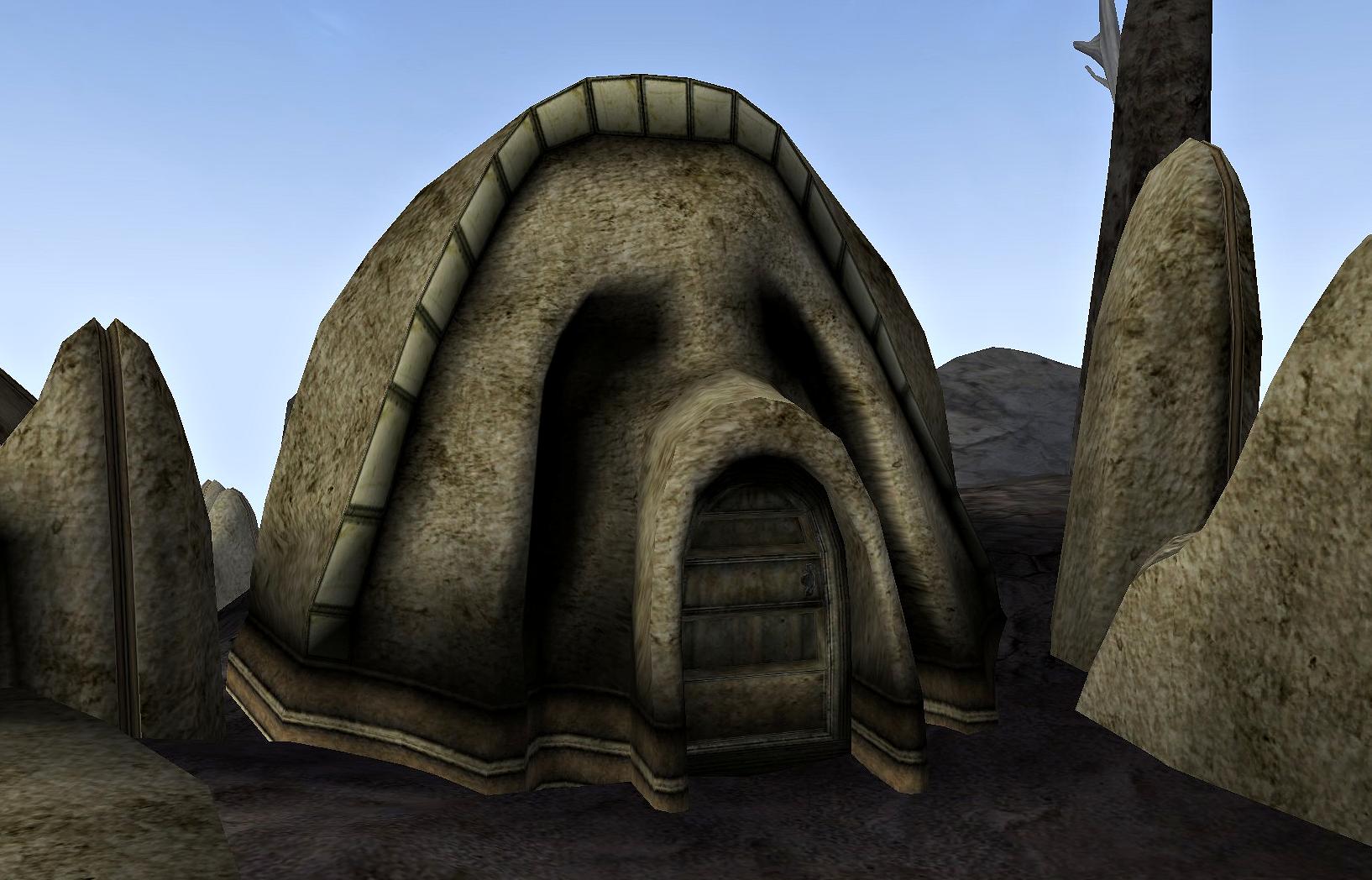 Mabrelle Geles's Hut